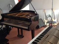 Flügelwartung für die Musikschule Amadeus in Falkensee
