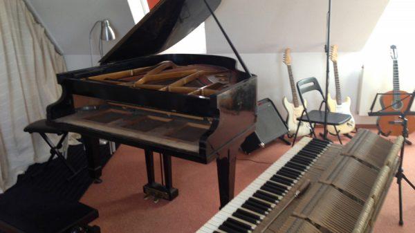 Flügelwartung Musikschule Amadeus, Falkensee